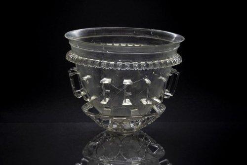 À Autun, un vase du IVe siècle contenant de l'ambre gris