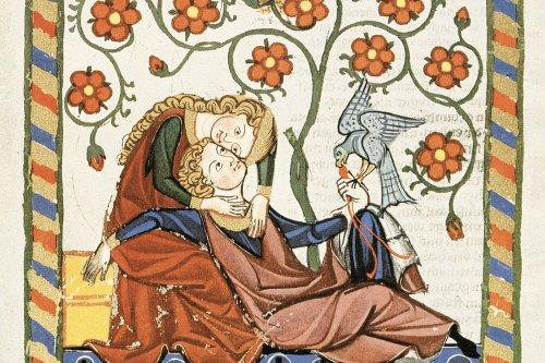 L'amour au temps du Moyen Âge