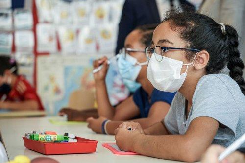 Covid-19 : masque à l'école, vaccination, Nouvelle-Calédonie… Le récap' du 22 septembre