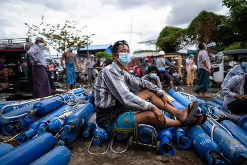 En Birmanie, « l'armée n'a rien fait pour endiguer la propagation du virus »