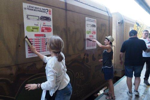 Train des primeurs : la ligne de fret Rungis-Perpignan devrait rouvrir en octobre