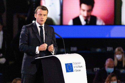 Macron prépare son futur en même temps que l'avenir de l'Europe