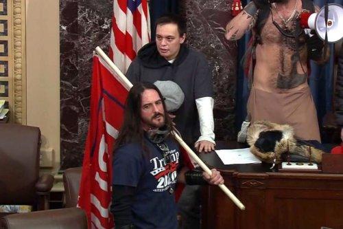 États-Unis : huit mois de prison ferme pour avoir participé à l'assaut du Capitole