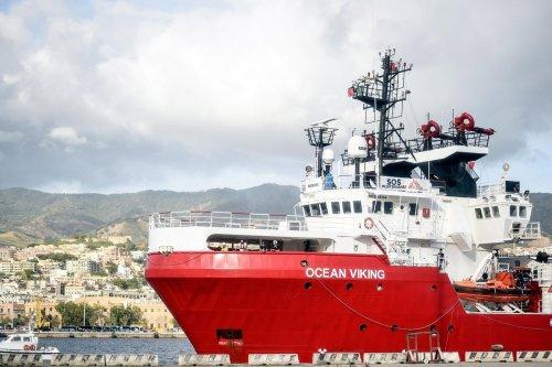 196 migrants secourus par le navire « Ocean Viking » en Méditerranée