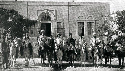 La expedición arqueológica que buscaba el 'Arca perdida' en Jerusalén