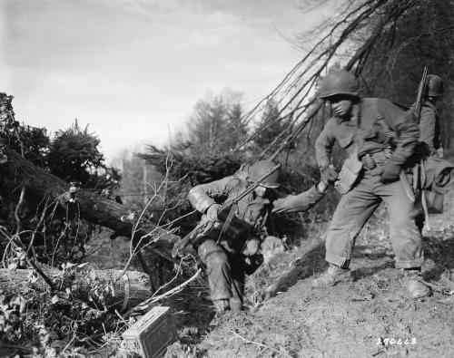 La batalla del Bosque de Hürtgen, la más larga disputada en solitario por el ejército de Estados Unidos
