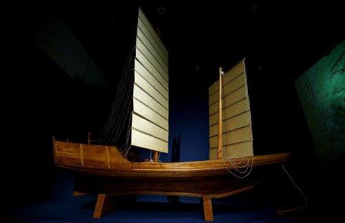 El barco de Shinan, el pecio más rico encontrado hasta ahora