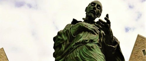 Franciscan Influences on Saint Ignatius of Loyola