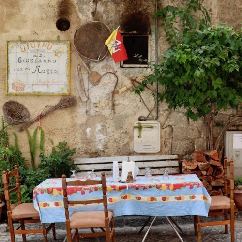 The Bounty of Sicily's Sicani Mountains