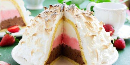 How to Make Ice Cream Cake at Home