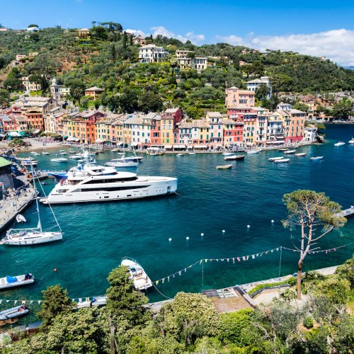 Travels in Liguria