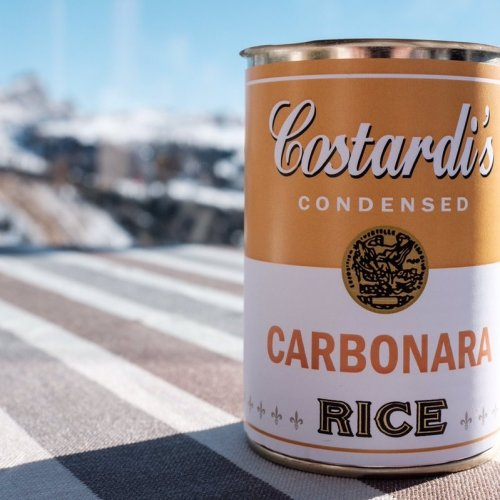 When Risotto Gets Its Carbonara On
