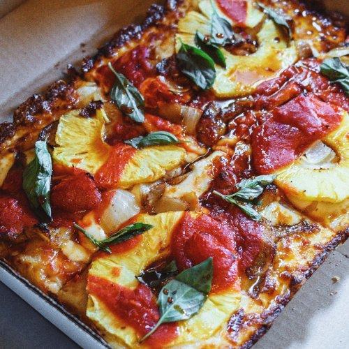 Saints Island Pies in Toronto Makes Filipino Pizza!