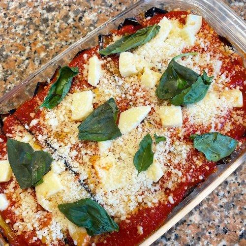Eggplant Parmigiana by Maria Laura Pignata: Video Recipe
