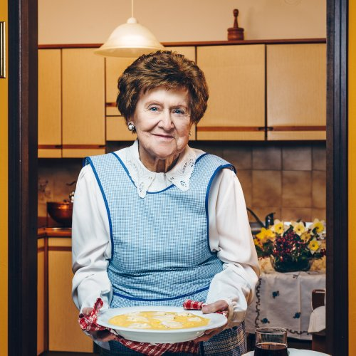 Polenta and Brüscitt: The Hallmark of a Lombard Nonna