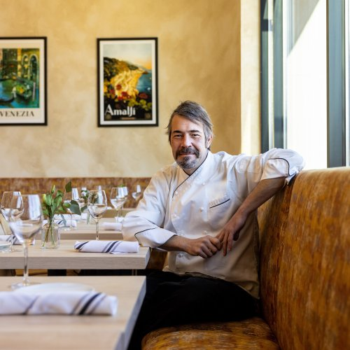Chef Paul Verica Comes Home to Italian in Charlotte