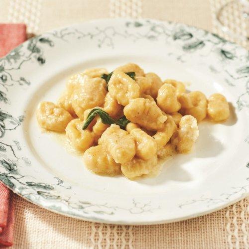 Lidia Bastianich's Recipe: Butternut Squash Gnocchi in Sage Butter Sauce