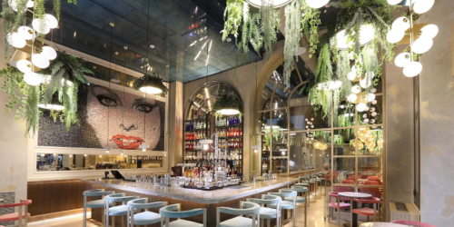 Sophia Loren Opens a Restaurant in Florence