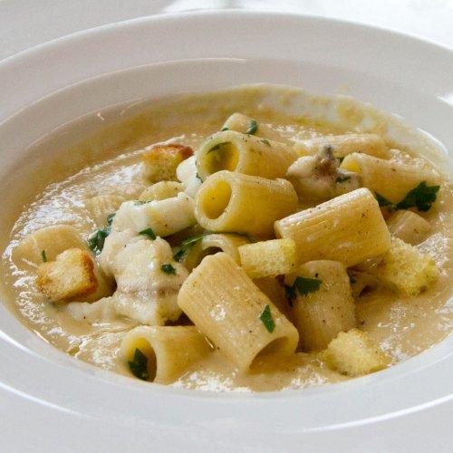 Tune in for a Summer Pasta Recipe that Celebrates the Mediterranean Diet