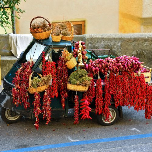 6 Staples of Calabrian Cuisine