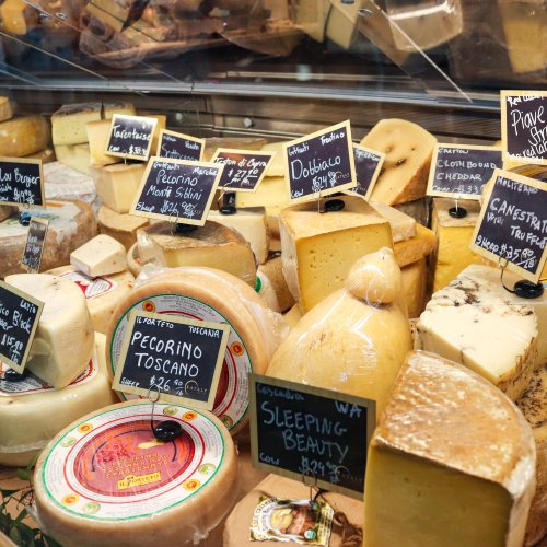 The Best Shops for Italian Cheese in New York City