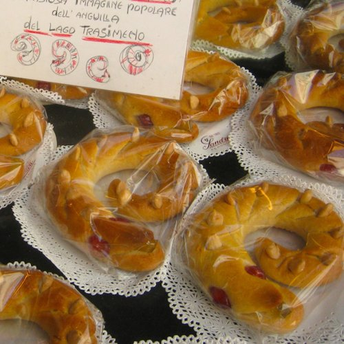 Torciglione: The Traditional Umbrian Holiday Dessert
