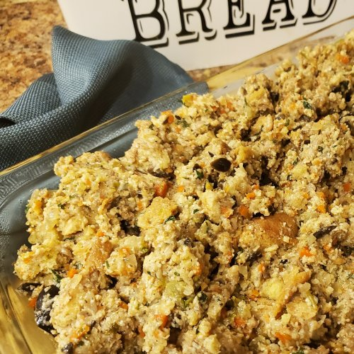 Thanksgiving Stuffing: An Italian-American Family's Traditional Recipe