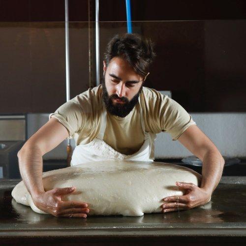 Basic Homemade Pizza Dough Recipe