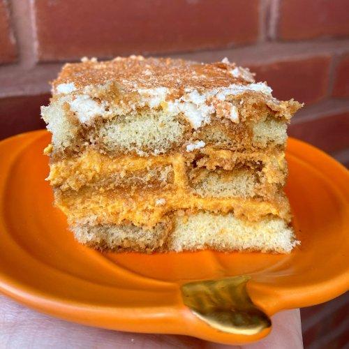 Pumpkin Tiramisù: Brooklyn Bitess' Dessert for an Intimate Friendsgiving