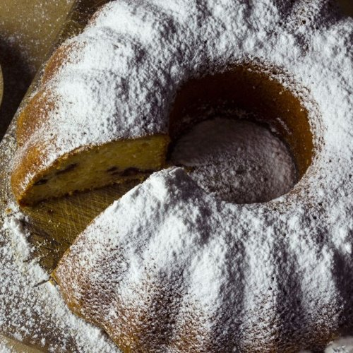 Donizetti Cake, a Dessert from Bergamo that Cheers You Up