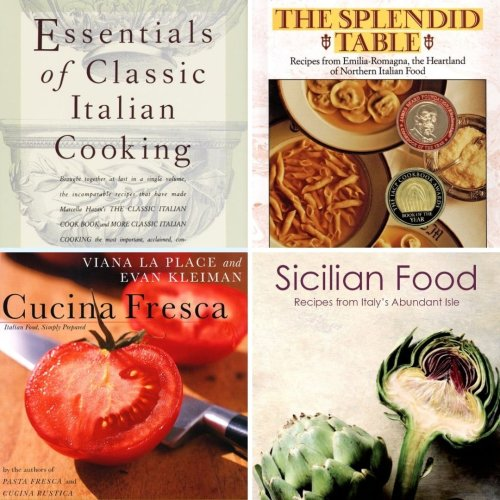 5 Italian Cookbooks Every Home Cook Should Own