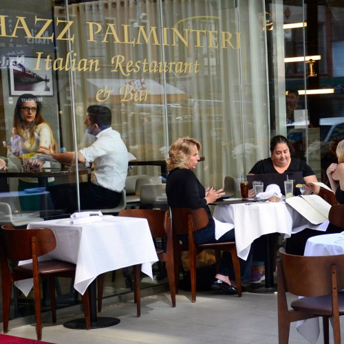 Chazz Palminteri Opens A New Restaurant in White Plains