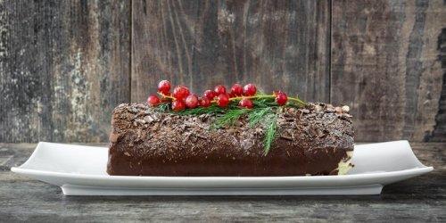 Christmas Yule Log Cake: The Easy Recipe