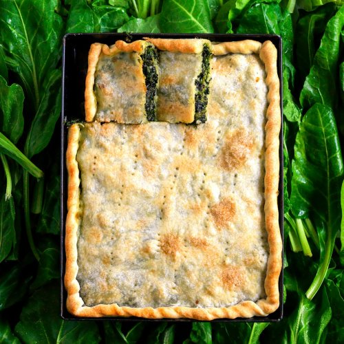 Scarpazzone: A Savory Pie from Emilia-Romagna