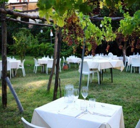 Bologna: dove mangiare bene all'aperto senza prendere l'auto