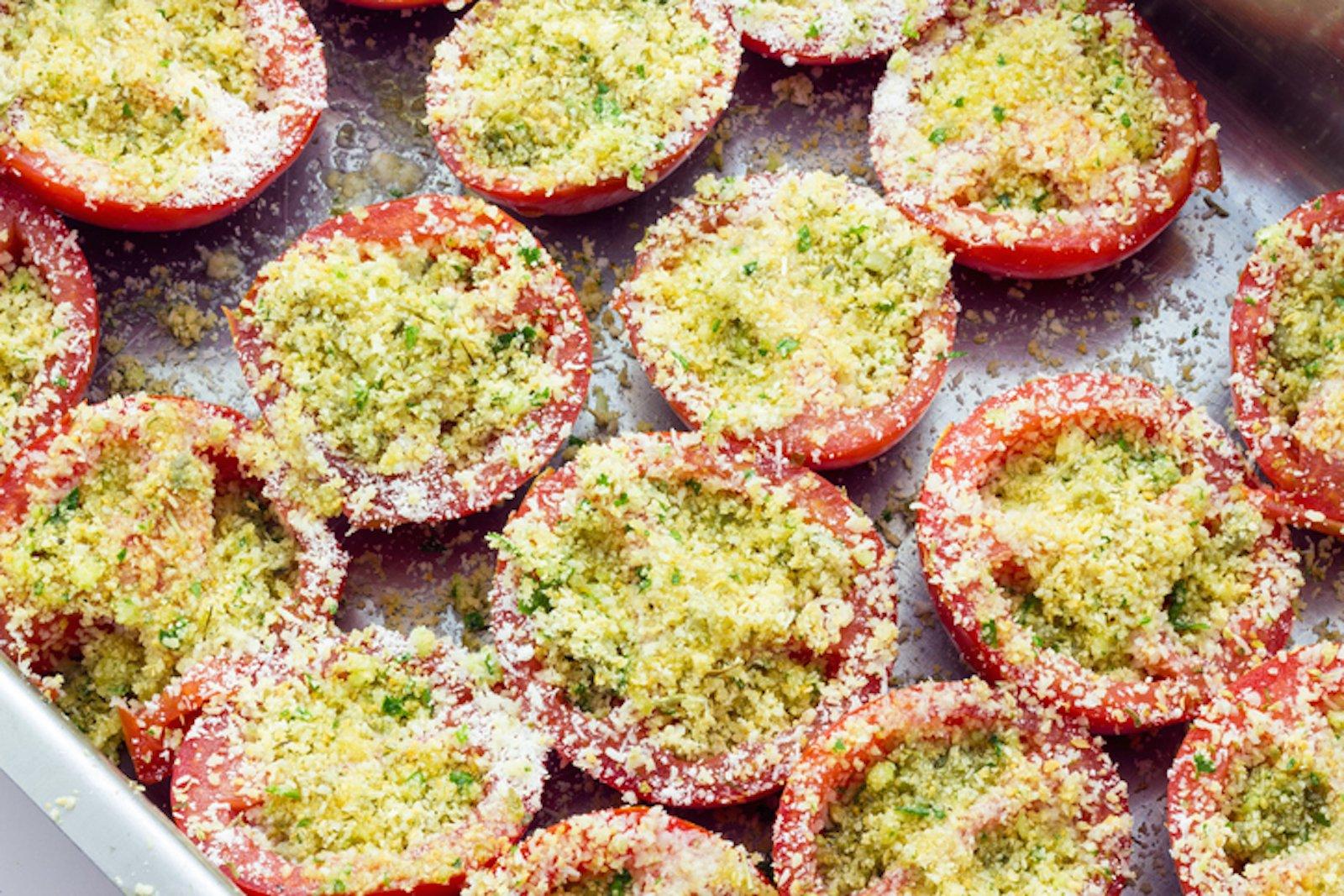 Come cucinare i pomodori alla marchigiana: la ricetta