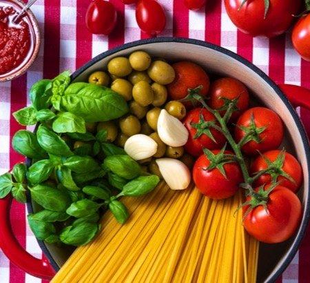 Dieta mediterranea: la bontà cura - La Cucina Italiana