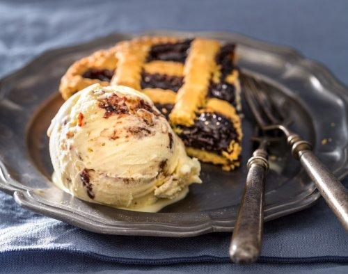 Gelato alla crostata della nonna - La Cucina Italiana