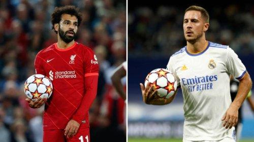 Real Madrid To Offer Eden Hazard In Hope Of Signing Mohamed Salah