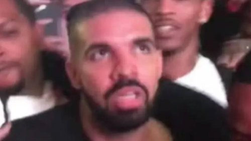 Drake's Reaction When Khabib Nurmagomedov Leapt Out Of The Octagon Is Still Hilarious