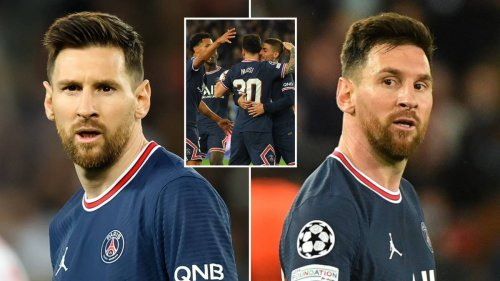Lionel Messi Has Already Fallen Out With A PSG Teammate, Wants Him Sold
