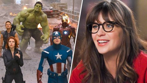 Major Marvel Avenger Was Almost Played By Zooey Deschanel