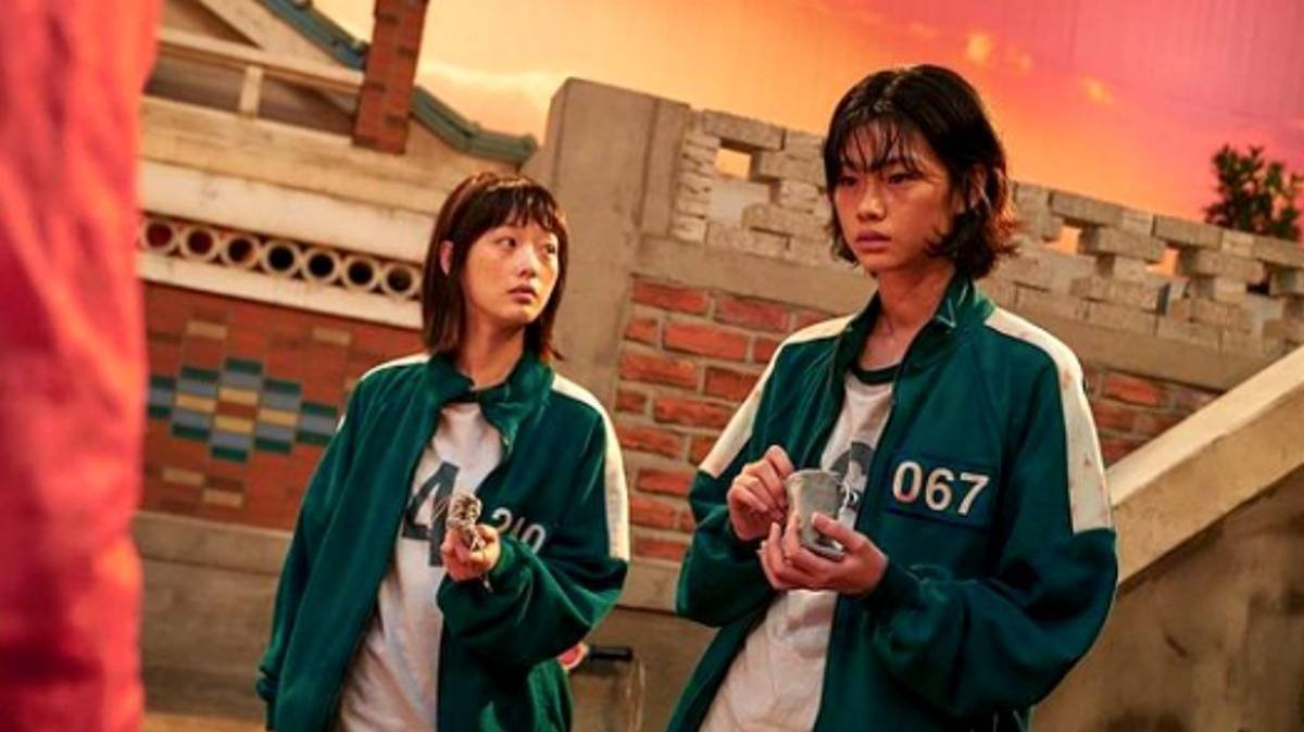 'Squid Game' Player 067: Who Is Actress HoYuen Jung?