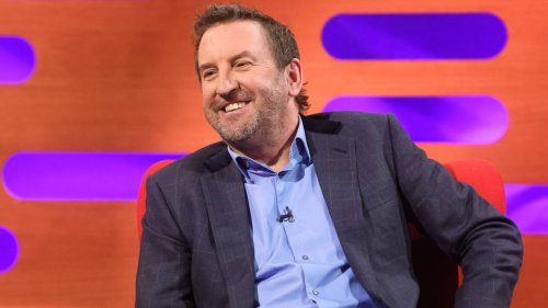 Lee Mack Looked Completely Unrecognisable In The 90s