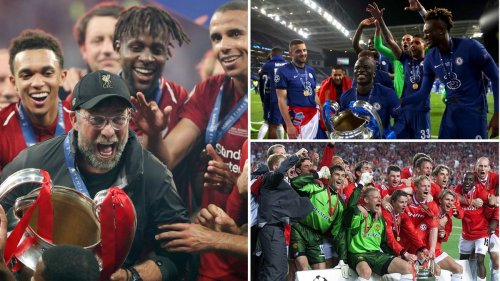 The 10 Greatest English Sides In Champions League History Revealed, Man United Treble Winners Rank 3rd