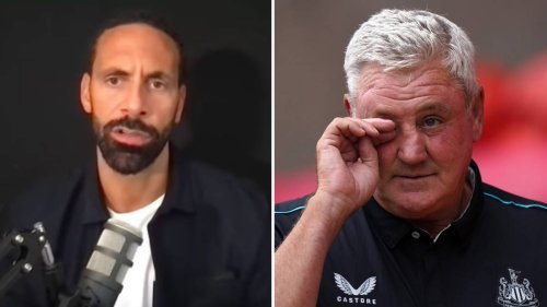 Rio Ferdinand 'Can't See' Newcastle-Linked Manager Wanting To Replace Steve Bruce, Names The Reason Why