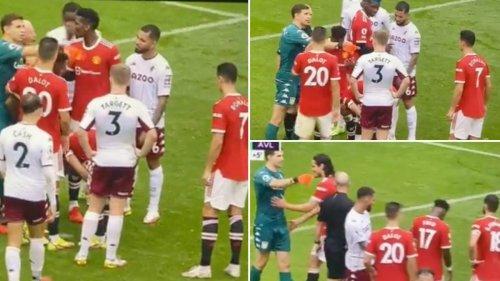 Emiliano Martinez Dared Cristiano Ronaldo To Take 92nd Minute Penalty Before Getting In Bruno Fernandes' Head