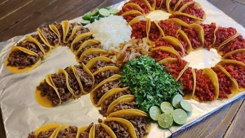 People Are Now Doing Birthday Tacos Instead Of Cakes