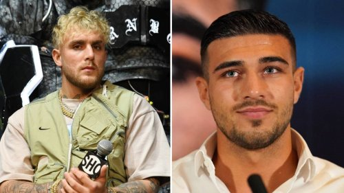 Tommy Fury Vows To End Jake Paul's Boxing Career