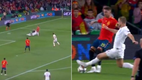 Three Years Ago Today, Eric Dier Clattered Sergio Ramos In England Win Over Spain